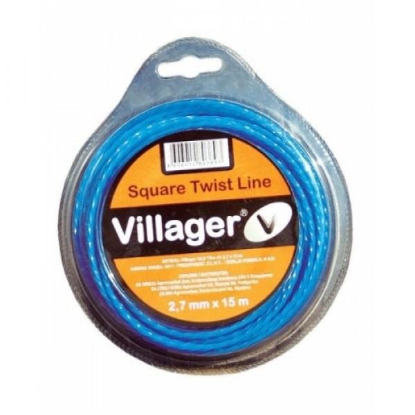 Silk za trimer 3.0mm x 220m - villager vortex ( 038192 )