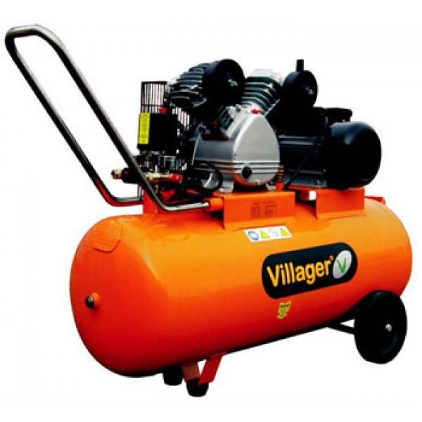 Kompresor za vazduh 100 l - v motor   vat ve-100l ( 020183 )