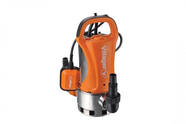 Potapajuca pumpa za prljavu vodu vsp 18000 i inox ( 041340 )