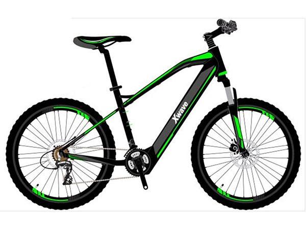 X WAVE E-bike
