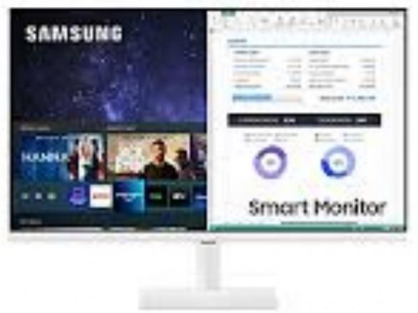 Monitor SAMSUNG LS27AM501NUXEN 27''VA1920x108060Hz8ms GtGHDMIx2, USBVESAsmartzvučnicibela' ( 'LS27AM501NUXEN' )