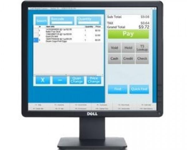 DELL 17'' E1715S LED monitor