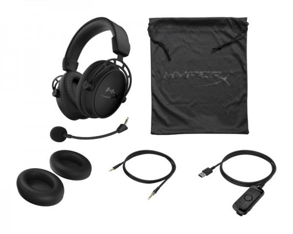 KINGSTON HX-HSCAS-BKWW HyperX Cloud Alpha S 7.1 Gaming slušalice sa mikrofonom