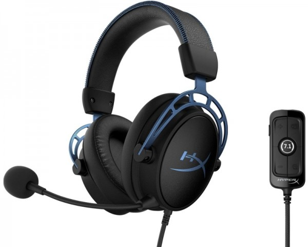 KINGSTON HyperX Cloud Alpha slušalice sa mikrofonom HX-HSCAS-BLWW