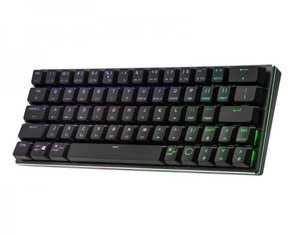 COOLER MASTER SK622 US tastatura siva (SK-622-GKTR1-US)