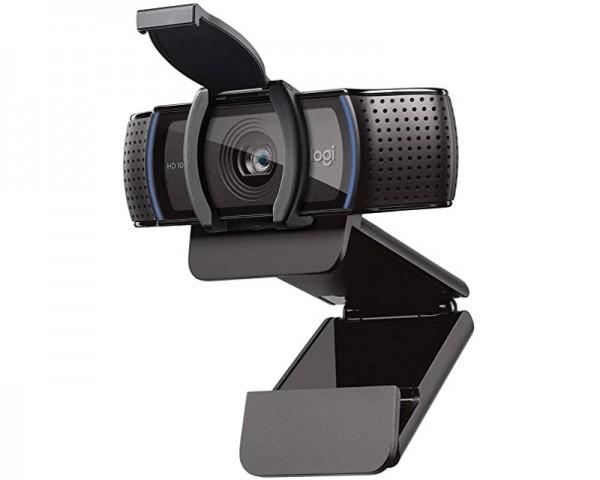 LOGITECH C920s Full HD Pro web kamera sa zaštitnim poklopcem crna